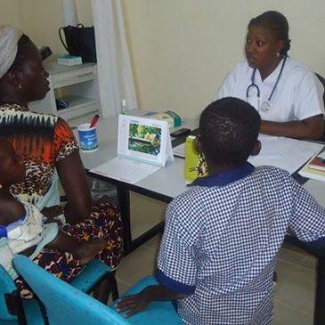 +++++++Spenden-Aufruf+++++++  Wir wollen die Geburtenstation von APERSEC mit einer weiteren Spende unterstützen!