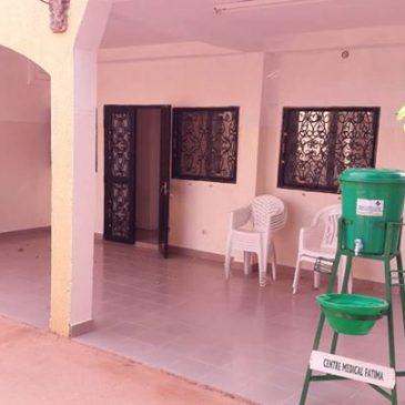 Es gibt erfreuliche Neuigkeiten – die Geburtenstation in Ouagadougou, Burkina Faso ist eröffnet!
