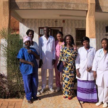 Seit unserer Gründung im letzten Jahr unterstützen wir die NGO APERSEC in Burkina Faso.