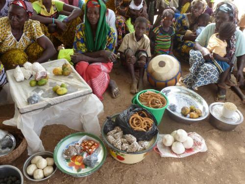 Produkte der Mikrokredit - Initiative